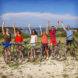 bike tours istria