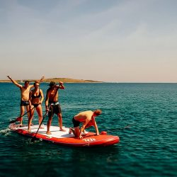Big SUP Rental - Jistra Adventures